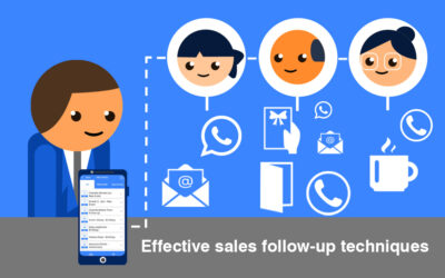sales follow-up techniques